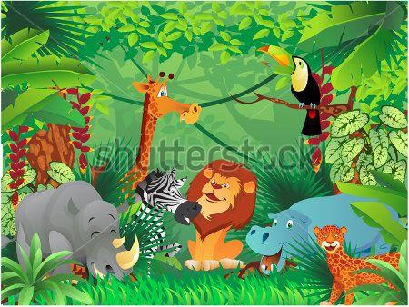 Каталог Картина сафари: Детские | Wall-Style