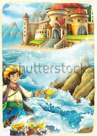 Каталог Картина алладин: Детские | Wall-Style