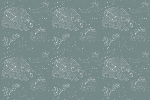 Каталог Фотообои зеленые созвездия:    Wall-Style