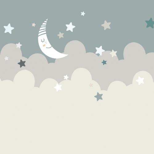 Каталог Картина звездное небо: Детские   Wall-Style