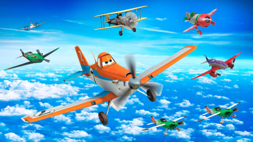 Каталог Картина летачки в небе: Детские   Wall-Style