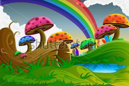 Каталог Фотообои грибы:    Wall-Style