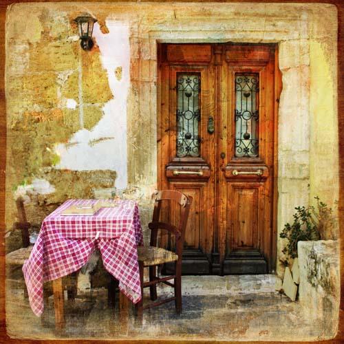 Старый ресторанцик